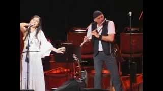 """Zara (Dogma) and Ian Anderson (Jethro Tull) / """"Awakening"""" / Live in Yerevan"""