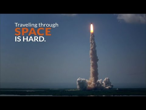 Why is the Space Launch System Rocket So Big? | Video