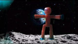 Первый мультик нашего внука Инопланетный гость.