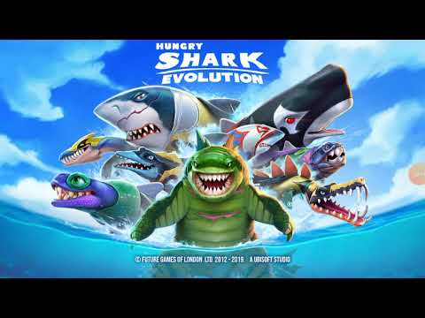 Actually Works! How To Hack Your Hungry Shark Evolution Game