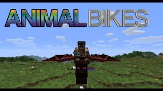 Minecraft MOD - Animal Bikes