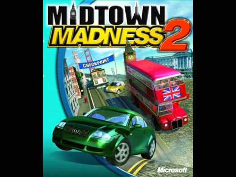 Midtown Madness 2 - UI Music