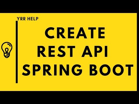 Spring Boot Restful Web Service Tutorial