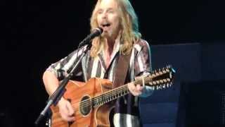 Styx - Tommy Shaw - Crystal Ball  2/13/2015  Muncie, Indiana