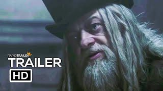 A CHRISTMAS CAROL Official Trailer (2019) Tom Hardy, Guy Pearce Series HD