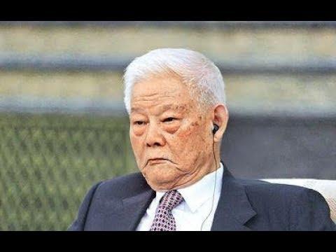 """今日点击:太子党大佬叶选平过世 """"愿荣光归香港""""一生等待的歌"""