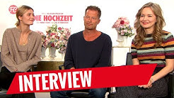 DIE HOCHZEIT   Til Schweiger, Lilli Schweiger und Stefanie Stappenbeck im Interview   FredCarpet