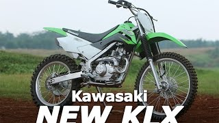 Kawasaki New KLX 2016 Indonesia
