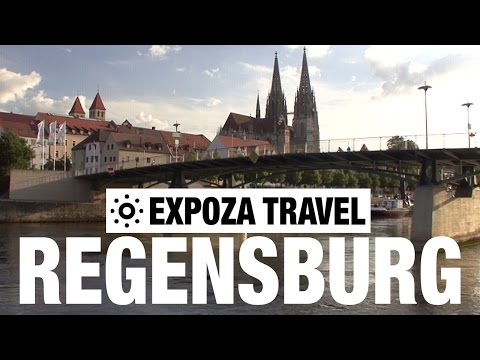 Regensburg (Germany) Vacation Travel Video Guide