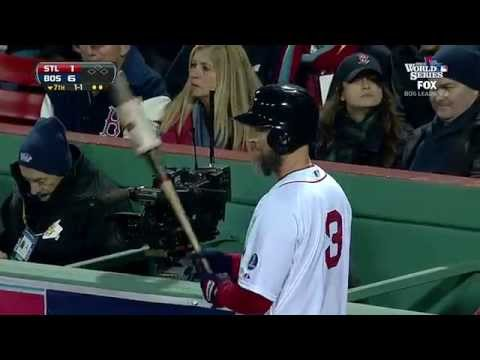 2013 World Series, Game 6: Cardinals At Red Sox- October 30, 2013