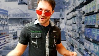 Hungry Vic tastes his way through this funny walkthrough at the Whole Foods Market HQ