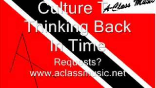 Culture T - Thinking Back In Time