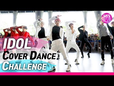 Idol Dance Cover featuring Astro, SF9, The Boyz & CIX with