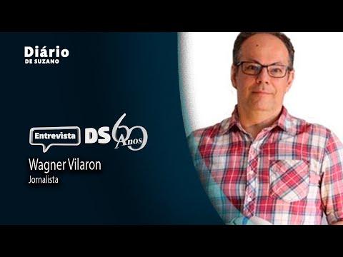 Entrevista DS 60 anos Wagner Vilaron, jornalista