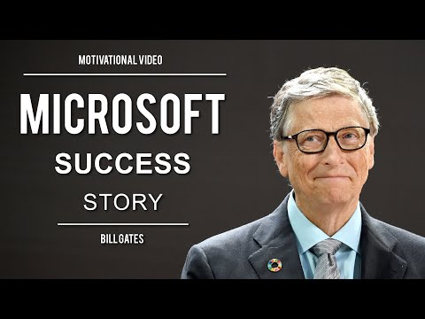 Bill Gates Exclusive Interview - Chairman of Microsoft