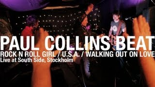 Paul Collins Beat - Rock N Roll Girl / U.S.A. / Walking Out On Love