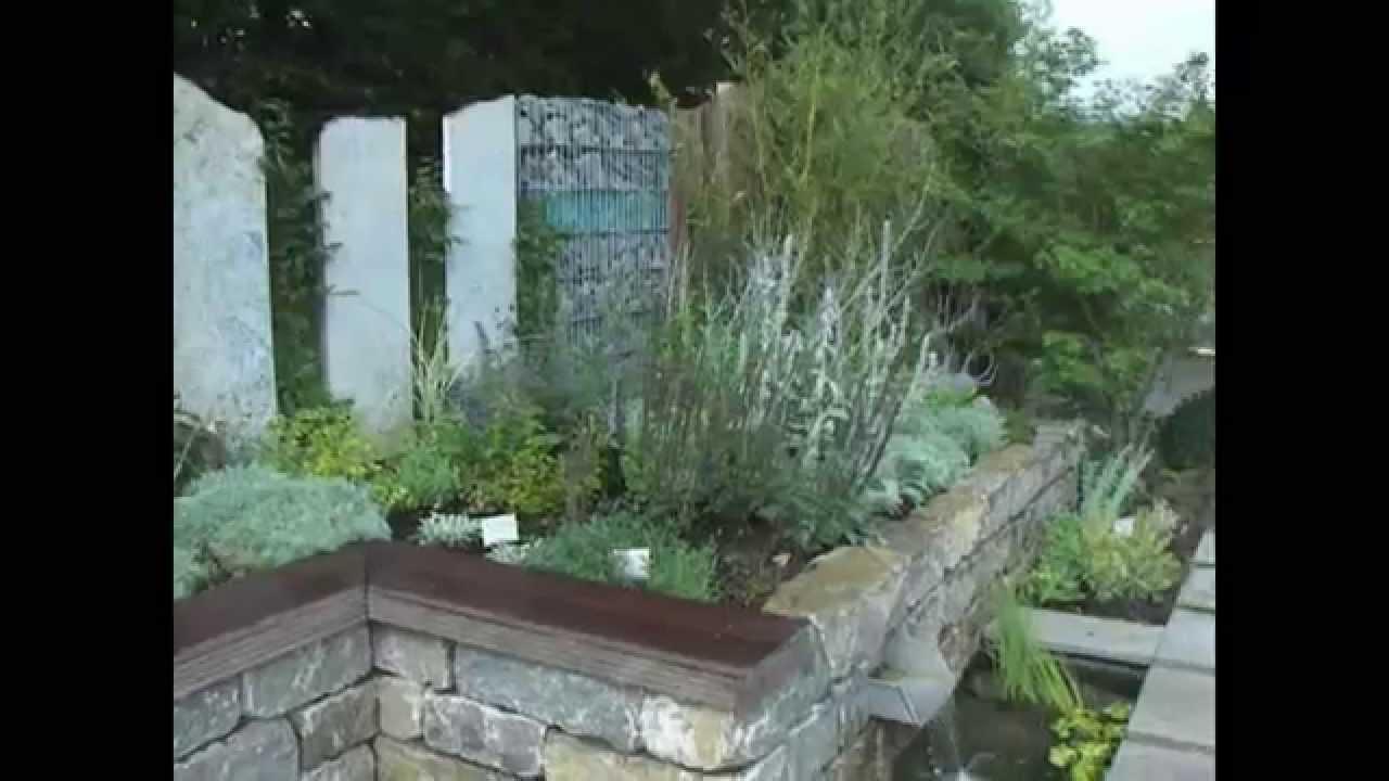 Beispiel: Garten Mit Sichtschutz. Ein Refugium Schaffen