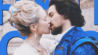 Aramis and Anne everytime we touch (HB Jess)