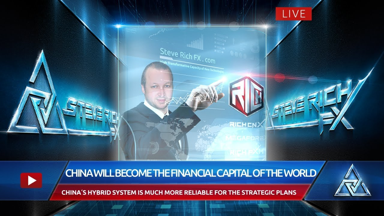 China will become the Financial Capital of the World