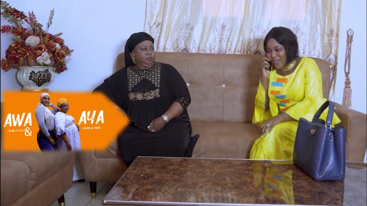 Download Série - AYA NI AWA - Boura musso (belle mère & belle fille ) - Épisode 4- saison 1