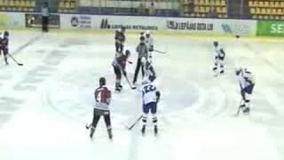 Hockey: Slovakia - Bulgaria 82:0 part-1