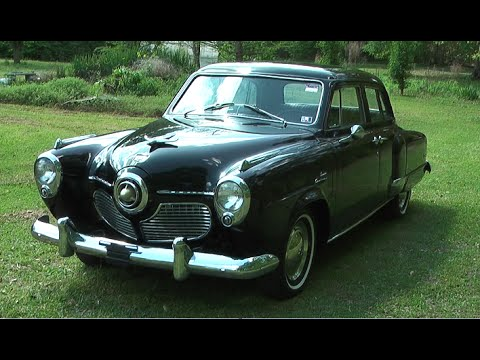 1951 Studebaker Commander Land Cruiser