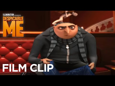 "Despicable Me - Clip: ""Vector's Introduction"" - Illumination"