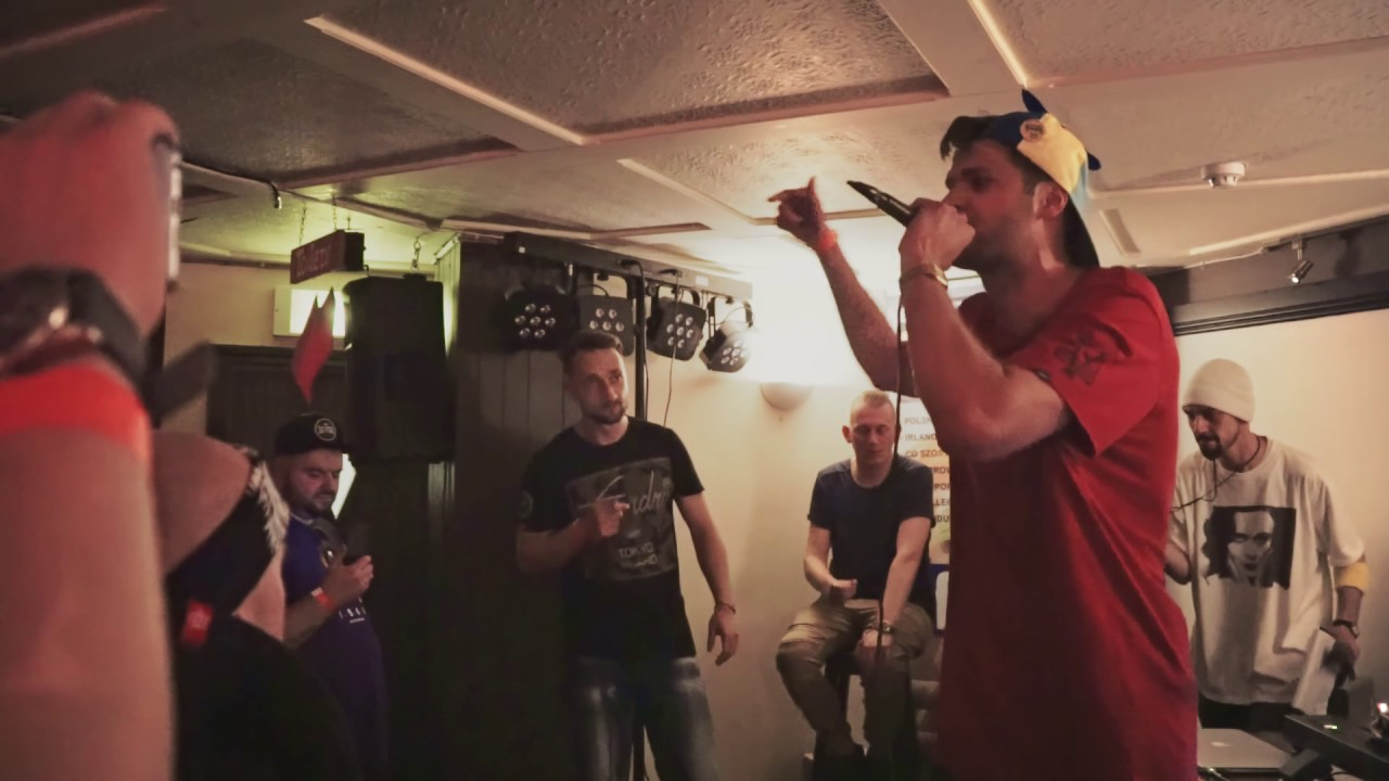 Big Freestyle Battle for Dublin 2 Polish Edition - Final : Kri55u vs Daniel aka
