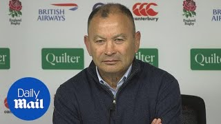 'Was a fantastic experience': Eddie Jones react after England win