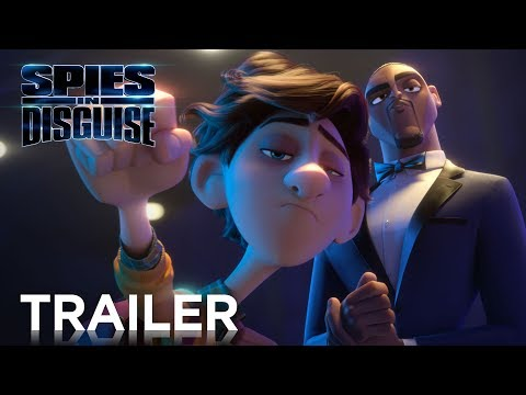 Review Spies In Disguise 2019 Amir At The Movies