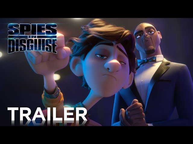 Spies in Disguise | Official Trailer 3 | 20th Century FOX