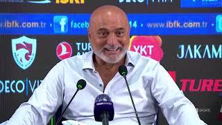 Hikmet Karaman'dan Mame Thiam sözleri...   Başakşehir - Kayserispor : 0-1