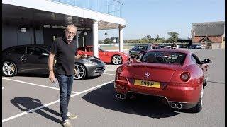 2019 Silverstone Auctions Ferrari & Porsche sale 21st September preview