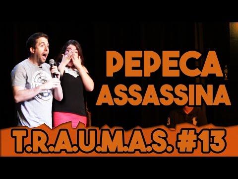 T.R.A.U.M.A.S. #13 - PEPECA ASSASSINA (São Luis, MA)
