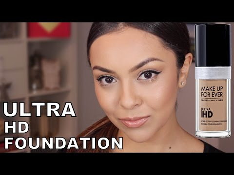 Makeup Forever Ultra HD Foundation Review – TrinaDuhra