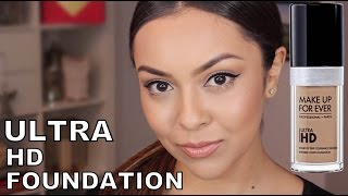 makeup forever ultra hd foundation review trinaduhra