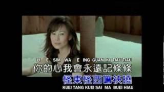 江蕙 - 家後 ( Ciang Hui - Cia Hou ).mpg
