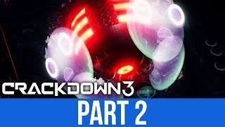 crackdown 3 xbox one walkthrough