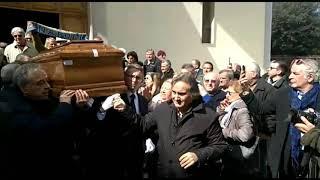 L'ultimo saluto a Luigi Necco