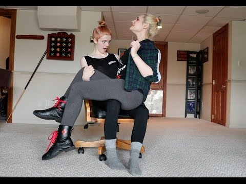 Lesbian Gives Her Best Friend A Lapdance Whos More Likely To