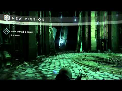 Watch this solo Destiny player take on Crota's End in Hard Mode