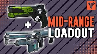 Destiny 2 | Gun Combo's - Mid Range Loadout (Better Devils + Jiangshi AR4)