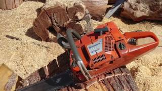 Husqvarna 372 vs Husqvarna 395XP vs Makita 6421