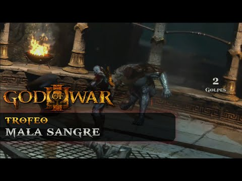 God of War 3 | Walkthrough | Guía de Trofeo | Mala sangre