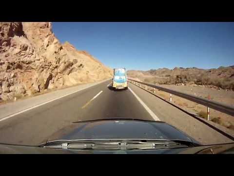 Road Trip from Iran to Balochistan