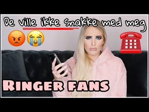 De Ville Ikke Snakke Med Meg - SYKT KLEINT..