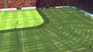 Arsenal 3-1 Zenit - Match Highlights