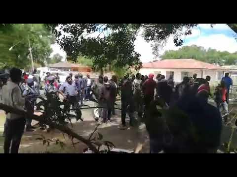 Vanderbijlpark police v/s Nigerian nationals thumbnail