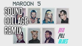 Maroon 5, Julia Michaels - Help Me Out (Sound Collage Remix)