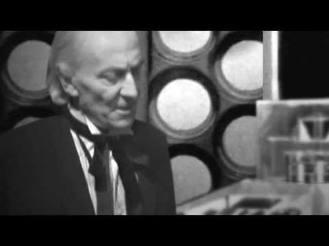 "Hartnell vs Cushing: ""Anything You Can do I Can do Better"" - DOCTOR WHO"